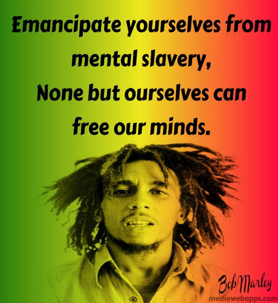 Slavery quote #1