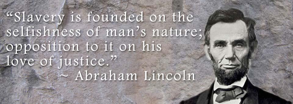 Slavery quote #5