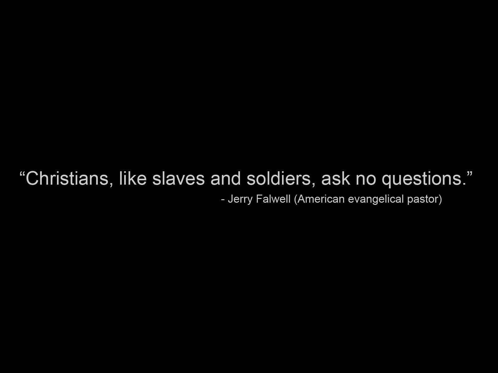 Slaves quote #6