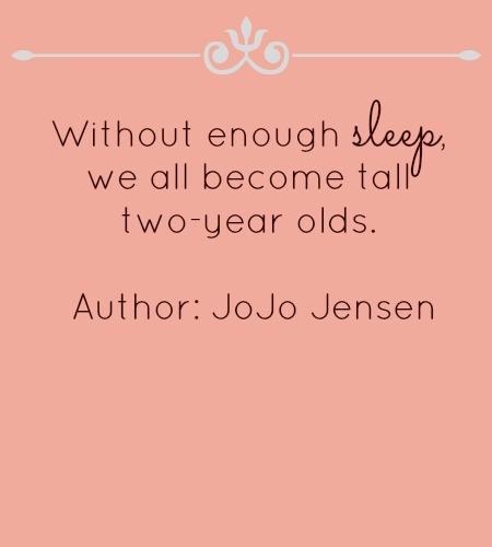 Slept quote #1