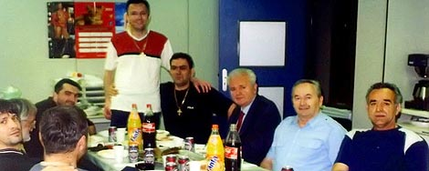 Slobodan Milosevic's quote #5