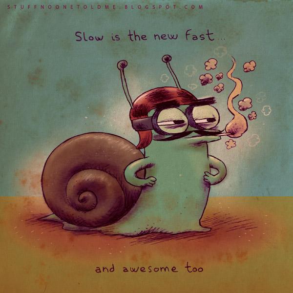 Slow quote #5