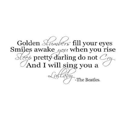 Slumber quote #1
