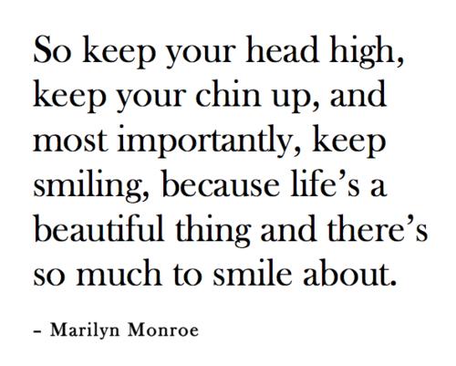 Smile quote #6