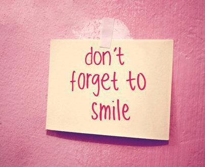 Smiling quote #6