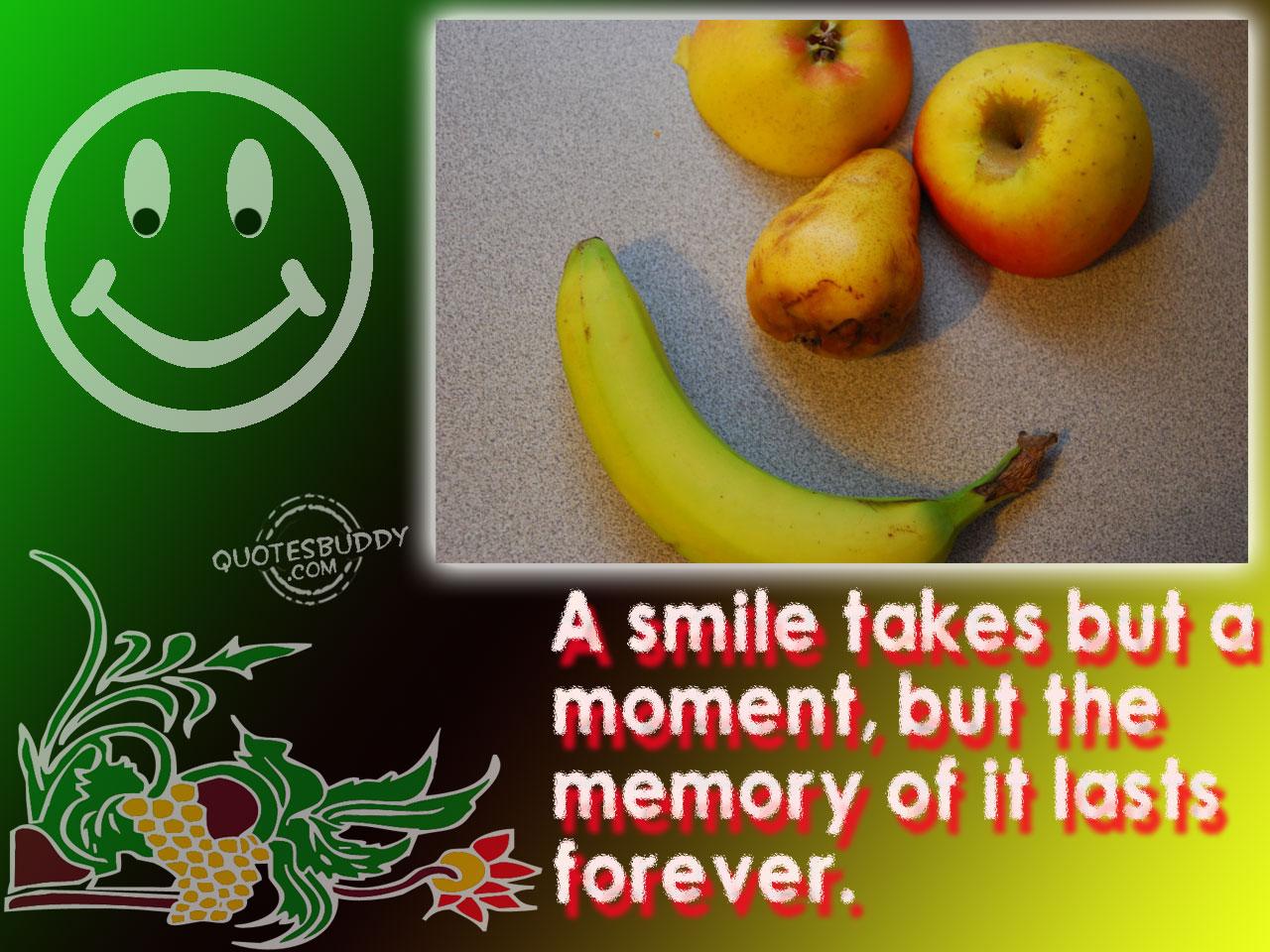 Smiling quote #3