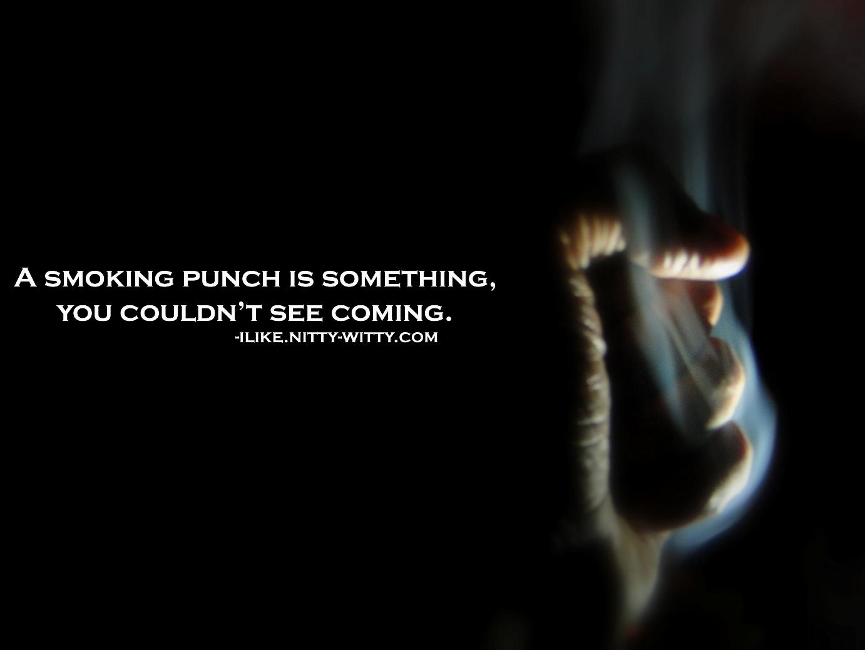 Smoke quote #3