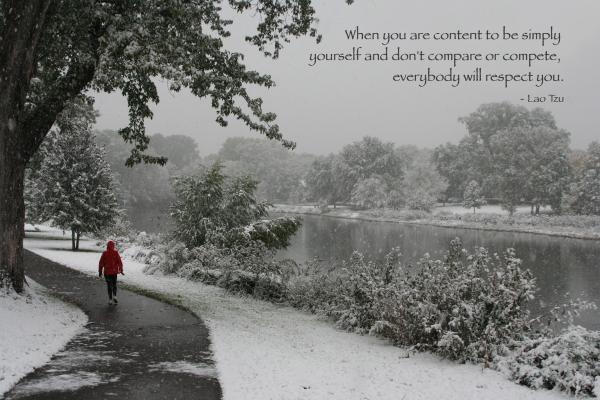 Snow quote #7