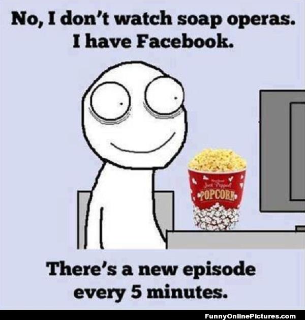 Soap Operas quote #1