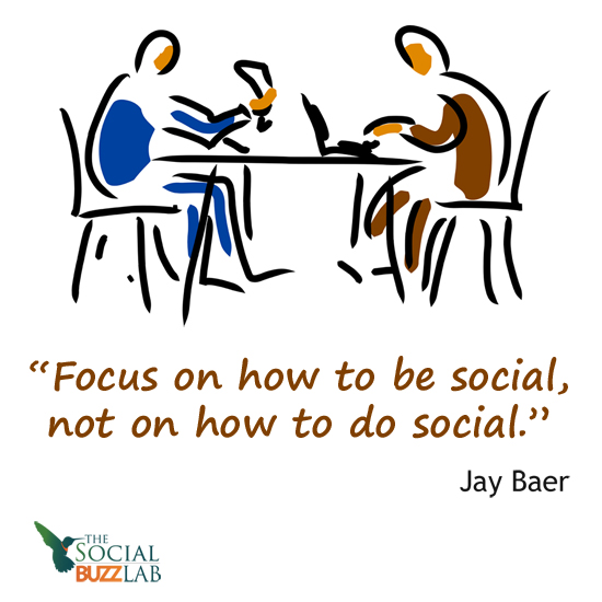Social quote #8