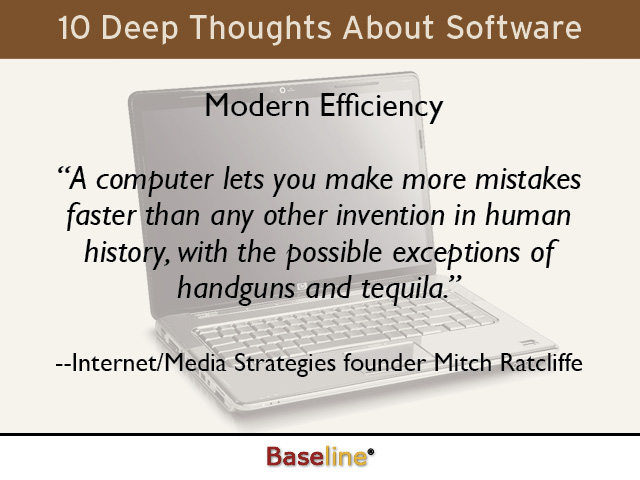 Software quote #2