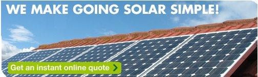 Solar Panels quote #1