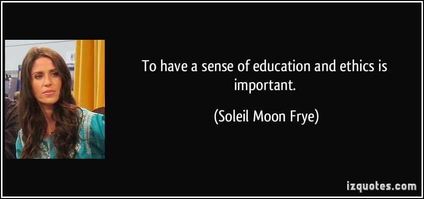 Soleil Moon Frye's quote #4