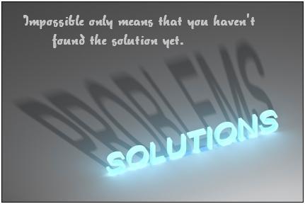 Solving quote #2