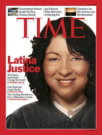 Sonia Sotomayor's quote #4