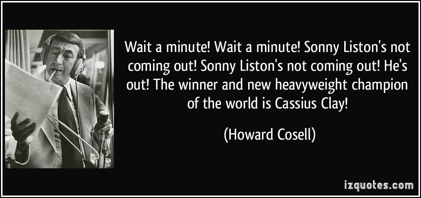 Sonny Liston's quote #1