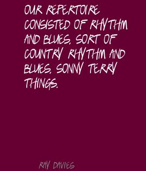 Sonny Terry's quote #7