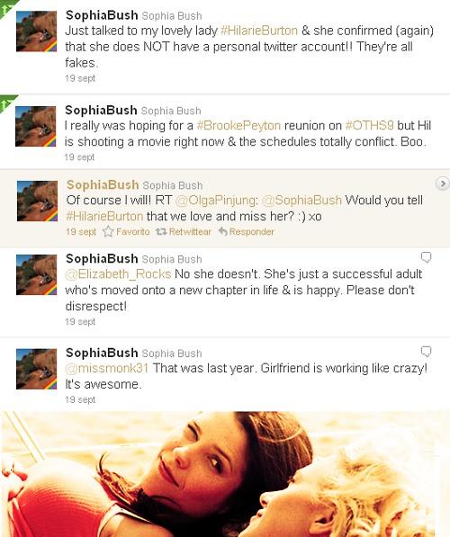 Sophia Bush's quote #7
