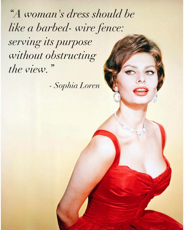 Sophia Loren's quote #2