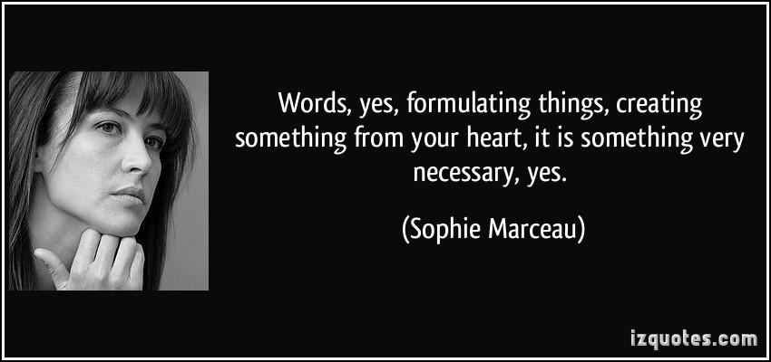 Sophie Marceau's quote #4