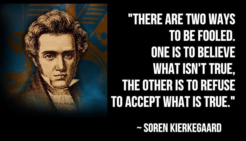 Soren Kierkegaard's quote #1