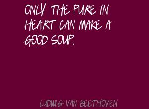 Soup quote #3