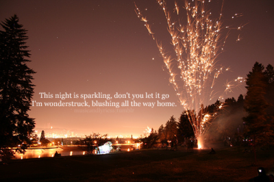 Sparkling quote #1