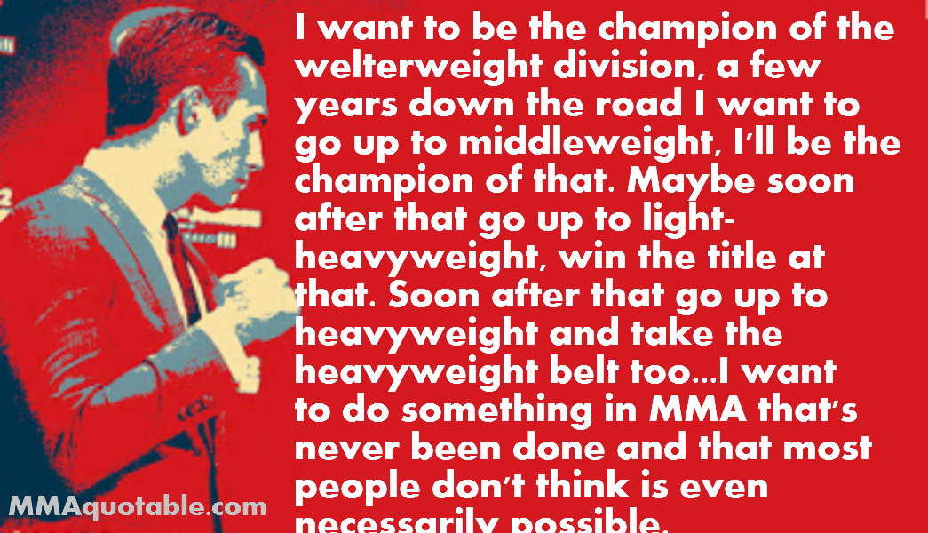 Sparring quote #1