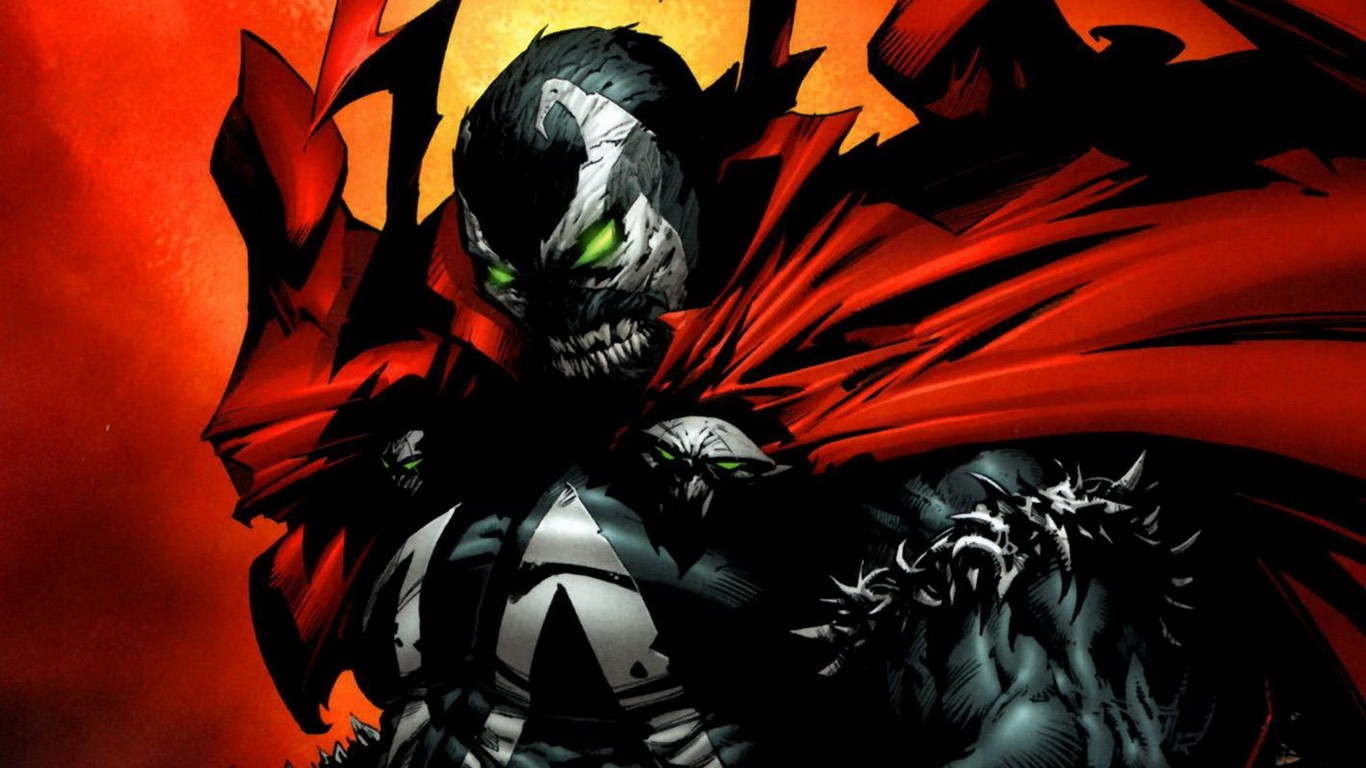 Spawn quote #1