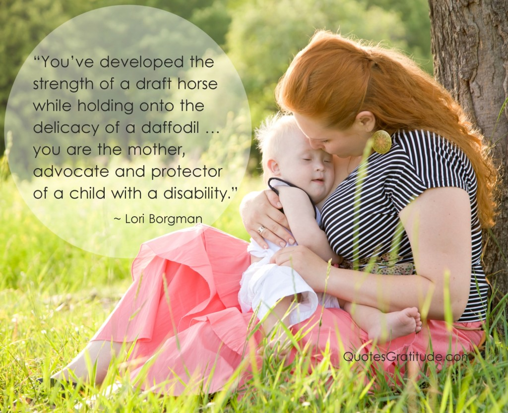 Special Needs quote #2
