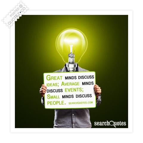 Specific Idea quote #2