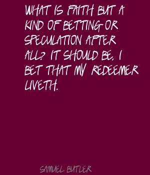 Speculation quote #2