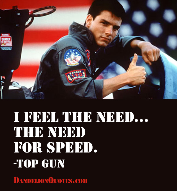 Speed quote #1