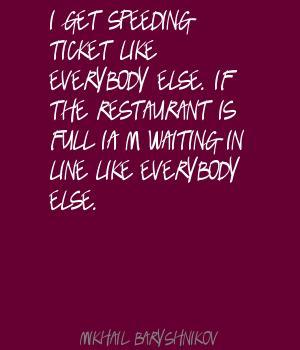 Speeding quote #1