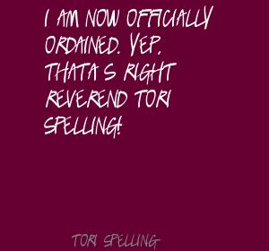 Spelling quote #1
