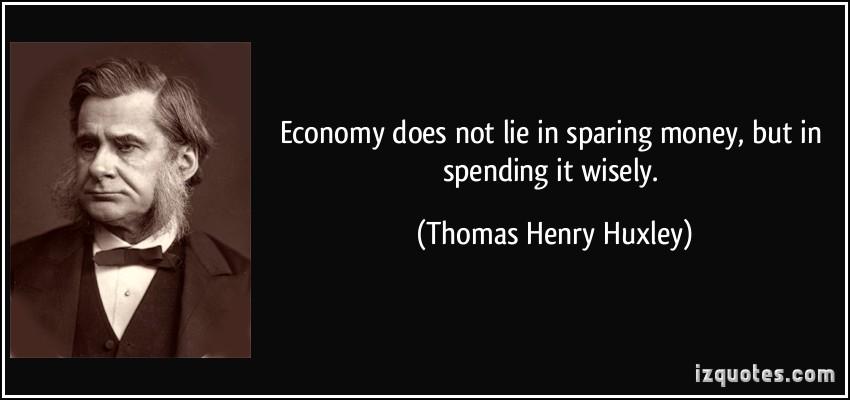 Spending quote #7
