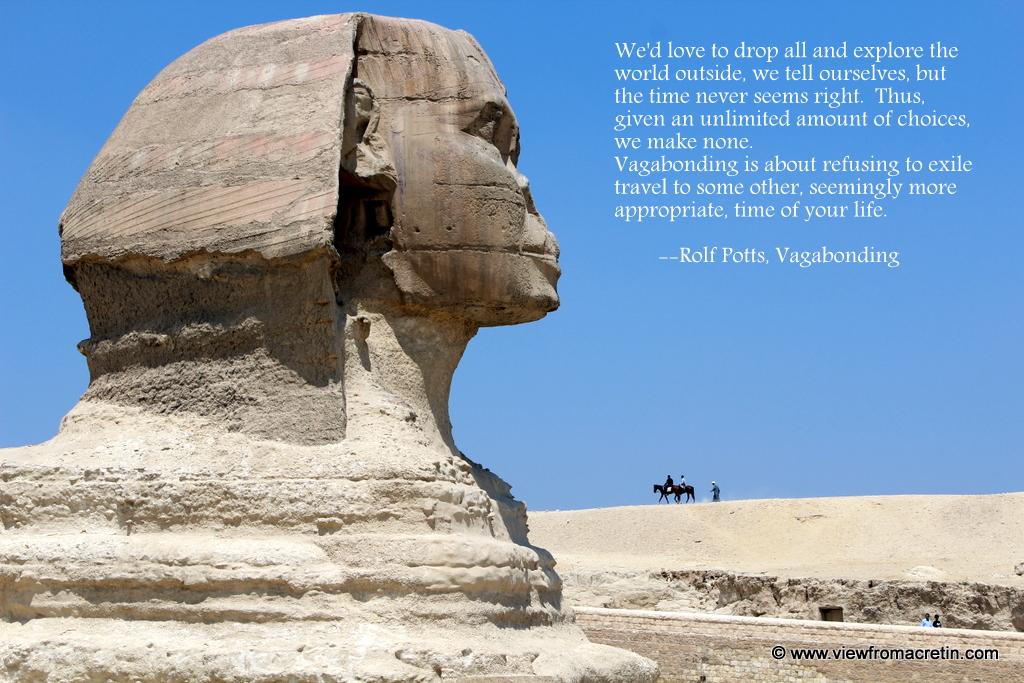 Sphinx quote #1