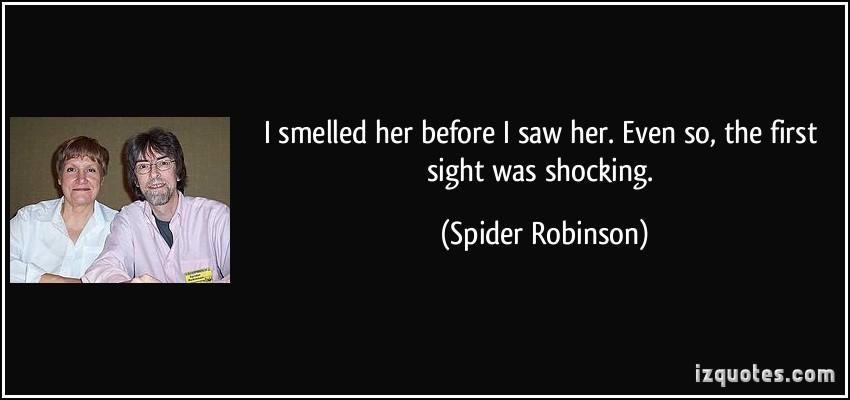 Spider Robinson's quote #2