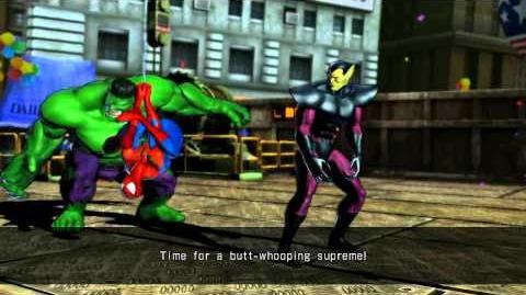 Spiderman quote #2
