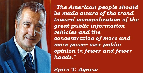 Spiro T. Agnew's quote #6