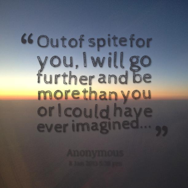 Spite quote #5