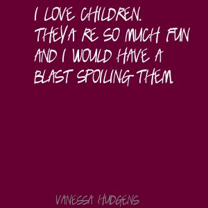 Spoiling quote #2