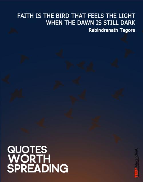 Spreading quote #1
