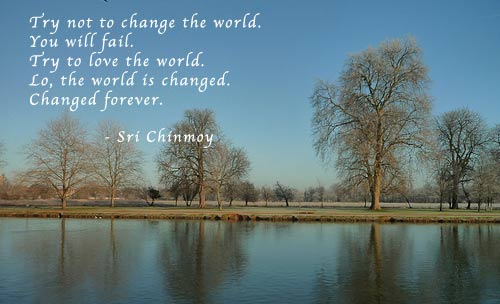 Sri Chinmoy's quote #5