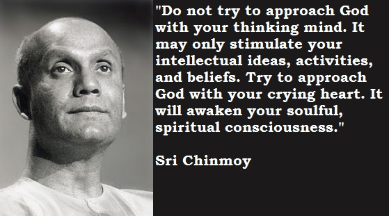 Sri Chinmoy's quote #3