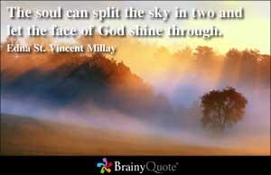 St. Vincent's quote
