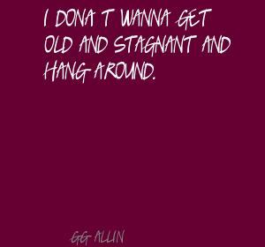 Stagnate quote #2