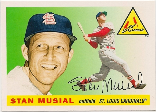 Stan Musial's quote
