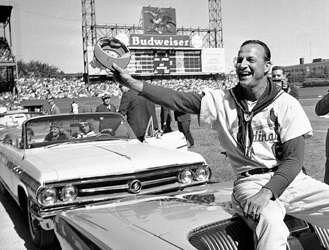 Stan Musial's quote #7