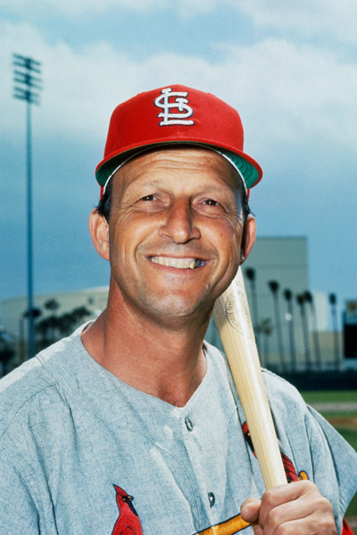 Stan Musial's quote #2